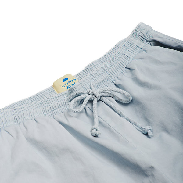 Shorts in Baby Blue