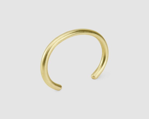 Uniform Round Cuff / Brass