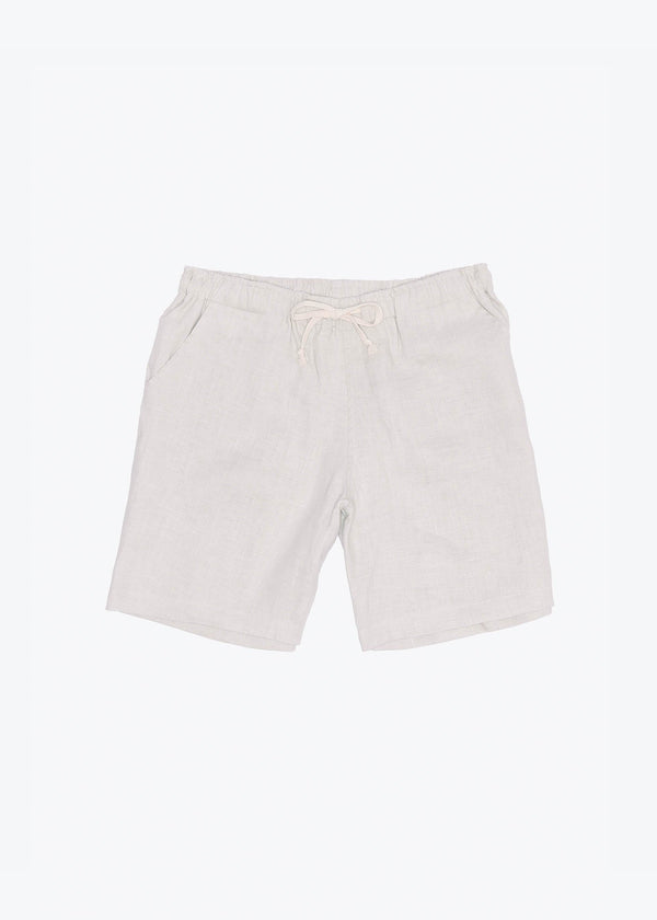Bo Shorts / Bone