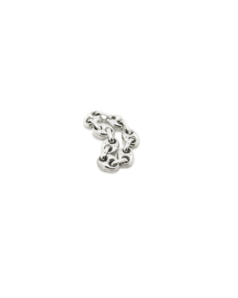 Brizo Chain Ring, Sterling Silver