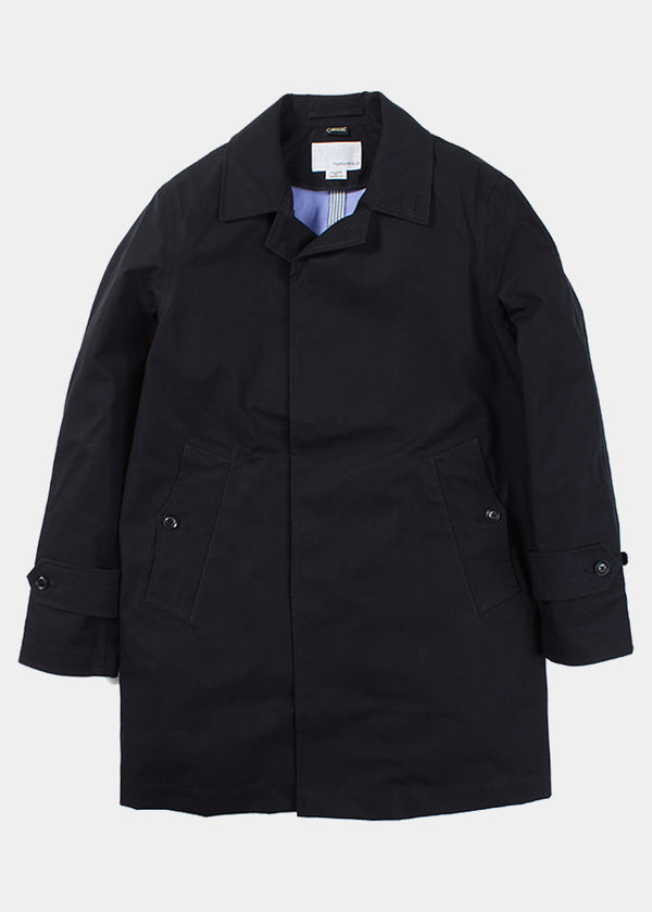 GORE-TEX Soutien Collar Coat in Cotton