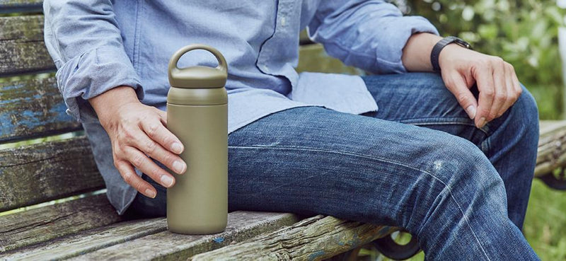 Day Off Tumbler 500ml / 17oz