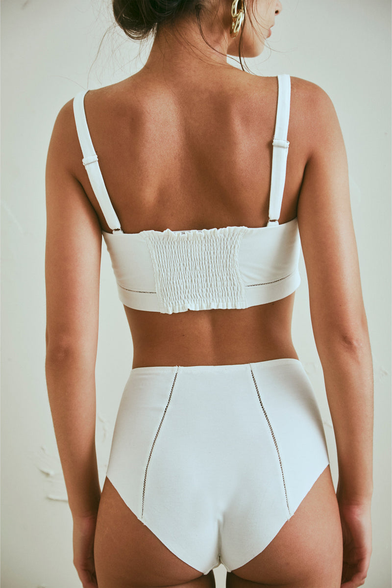 Forma Bandeau in Pearl