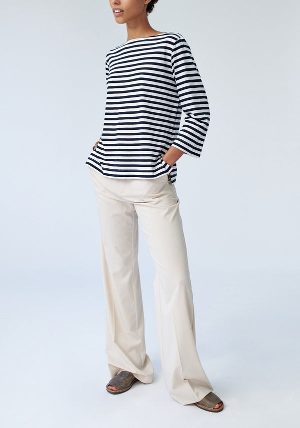 Francia Stripe Top