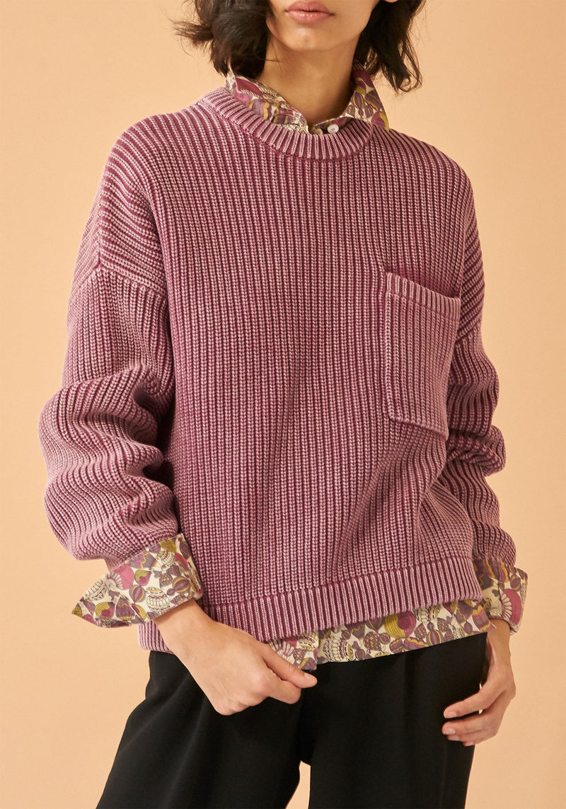 Grant Sweater / Multiple Colors