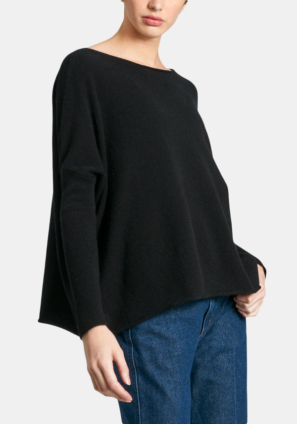 Jillian Cashmere Sweater, Multiple Colors