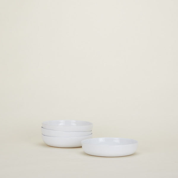 ORGANIC DINNERWARE LOW BOWL - Set of 4