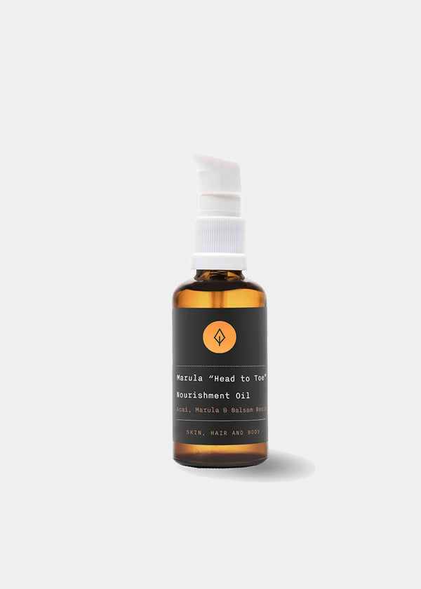 "Marula ""Head to Toe"" Nourishment Oil"