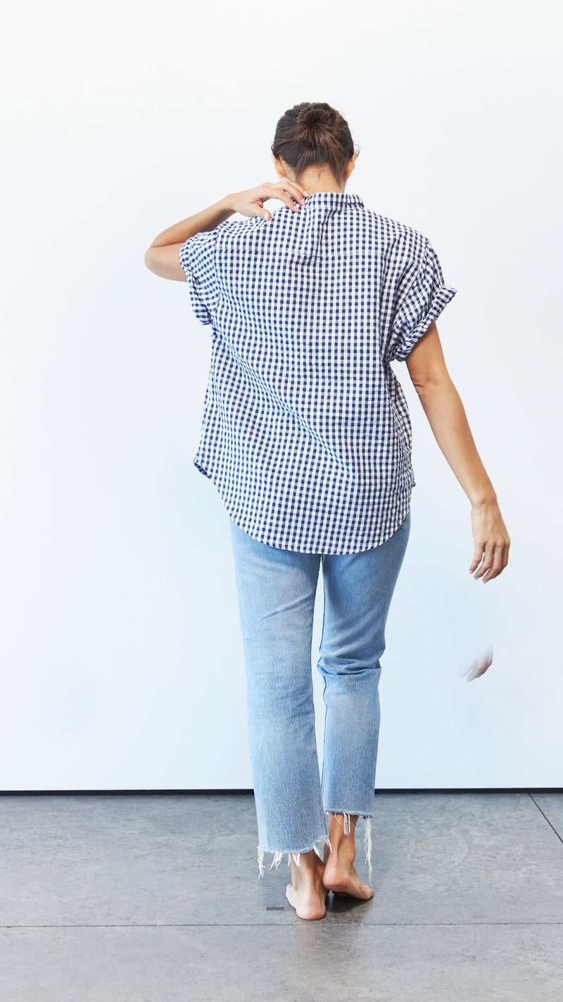Riv Top / Gingham