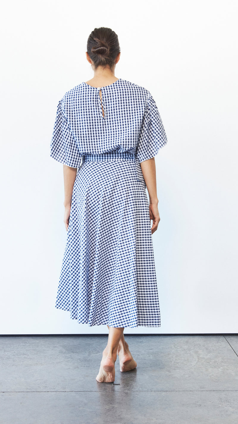 Mia Skirt / Gingham