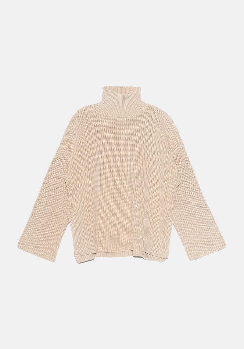 Olyvia Turtleneck Sweater / Multiple Colors