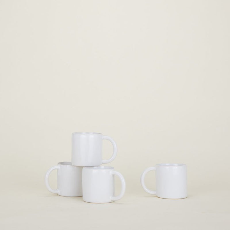ORGANIC DINNERWARE MUG - Set of 4