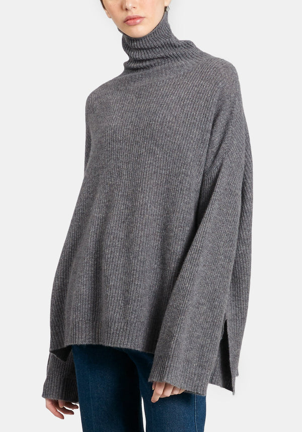Russell Cashmere Sweater, Multiple Colors