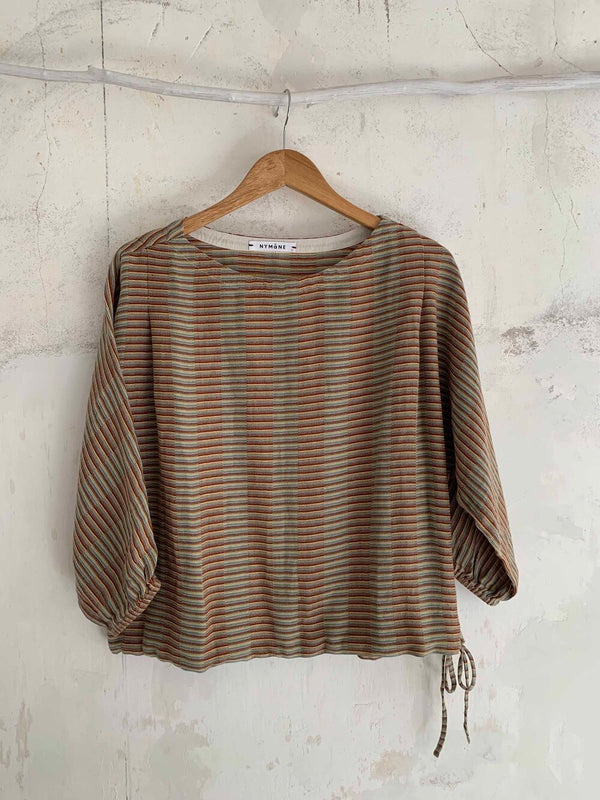 SOLLEN TOP albers stripe
