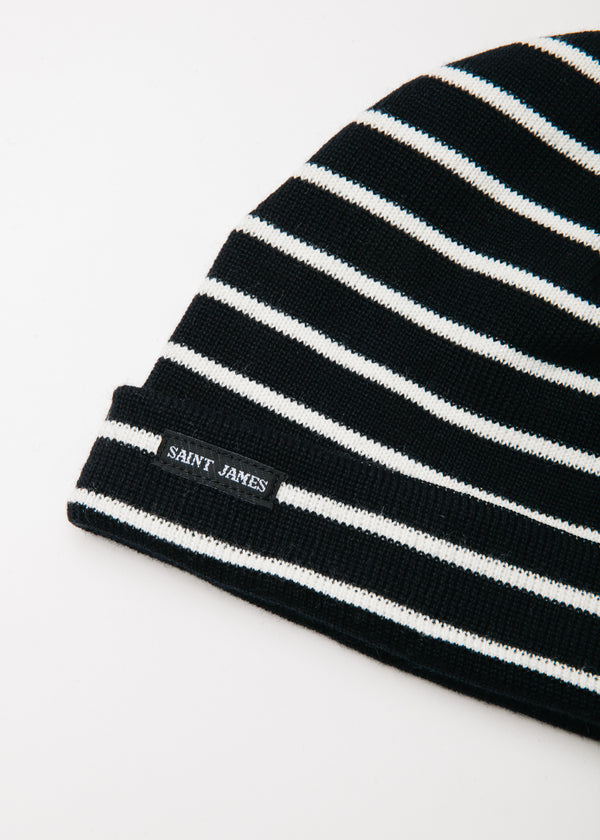 Cartier Beanie in Navy/Ecume