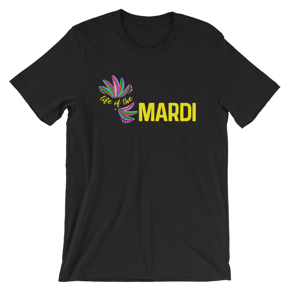 Life of the Mardi Shirt