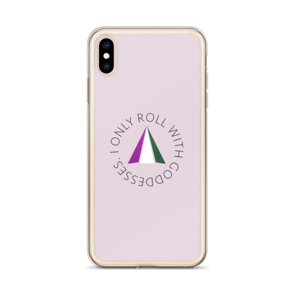 Goddesses Ally Suffragette iPhone Case