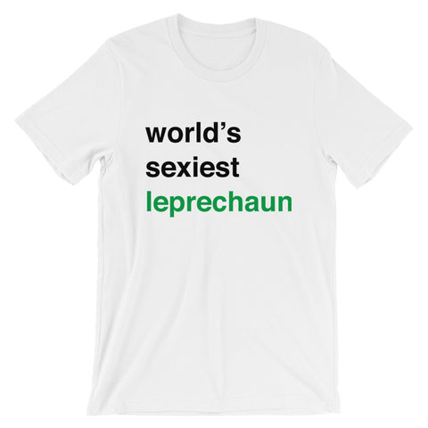 World's Sexiest Leprechaun Shirt