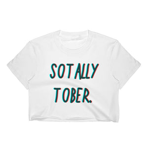 Sotally Tober Crop Top