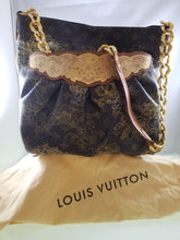 Load image into Gallery viewer, Limited Edition Louis Vuitton Dentelle Handbag