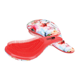 Floral Tangle Free Hair Brush