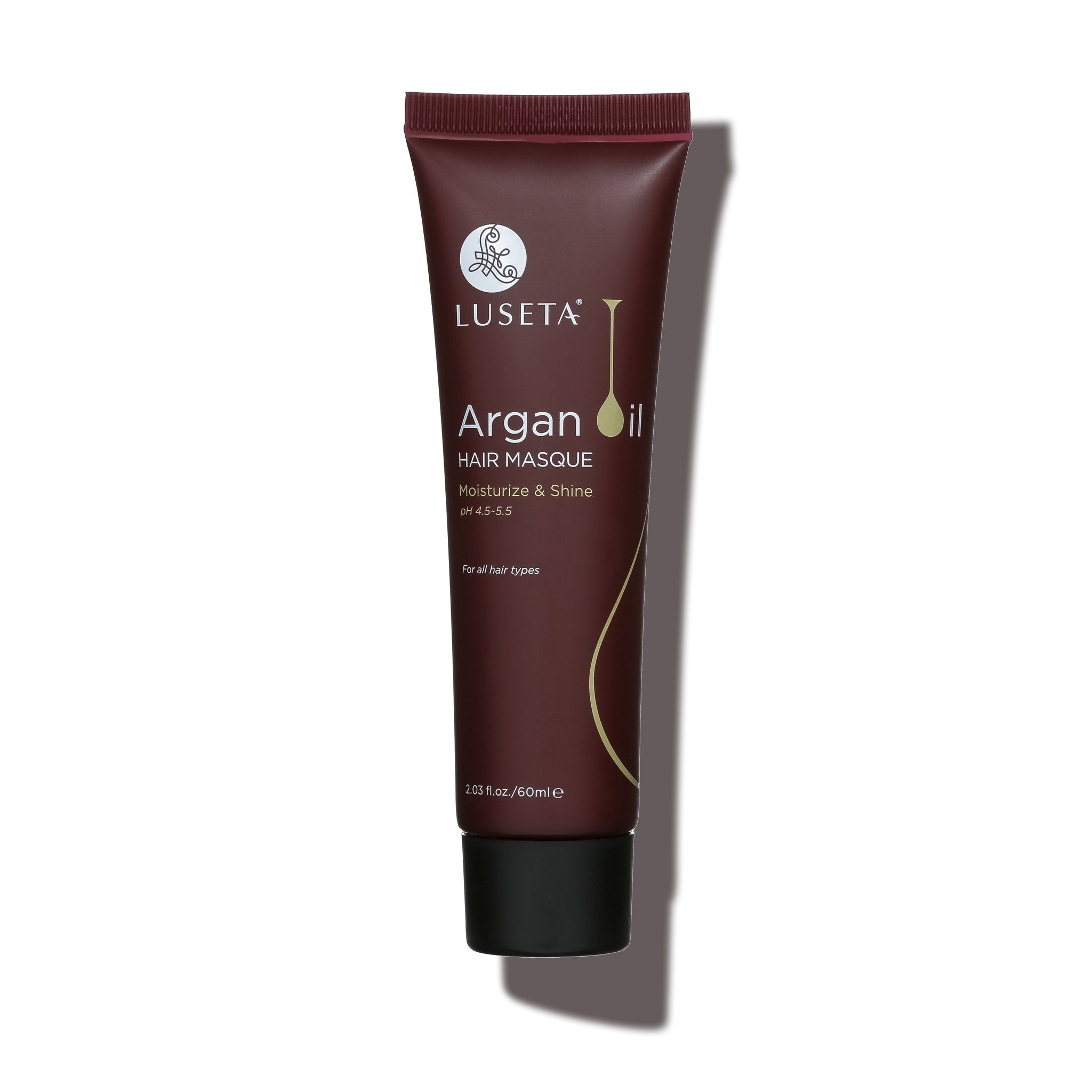 Luxury Argan Oil Deep Repair Hair Mask