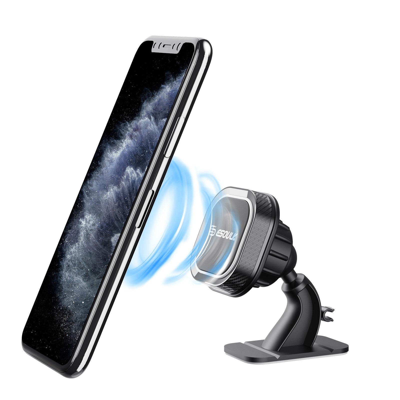 Magnetic Magic Car Phone Holder