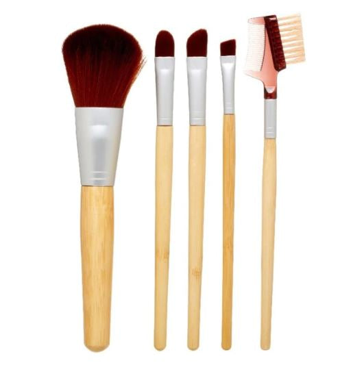 Eco Friendly Professional Cosmetic Brush Set