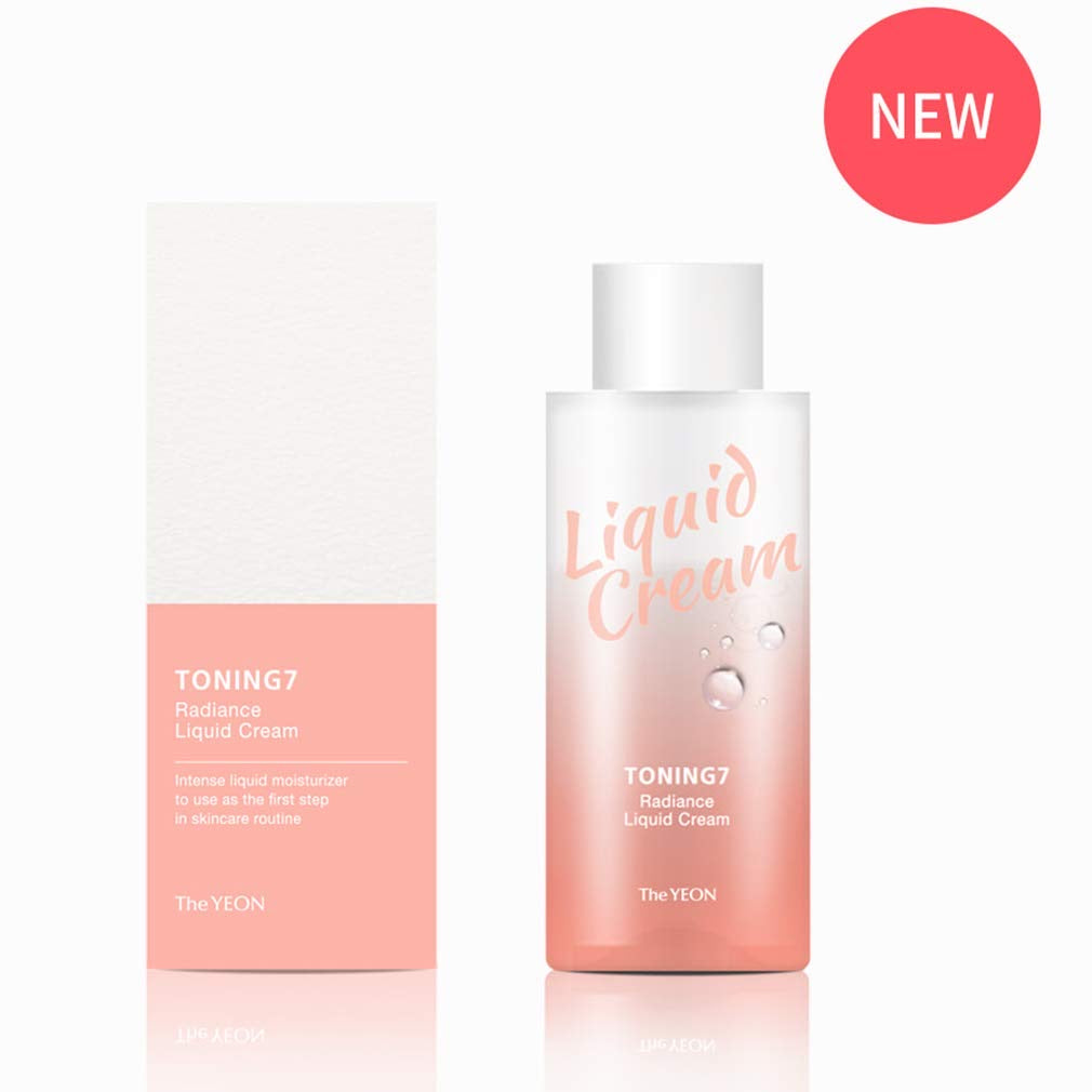 Liquid Cream Radiance Toner