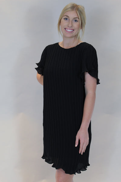 more the merrier dress - black