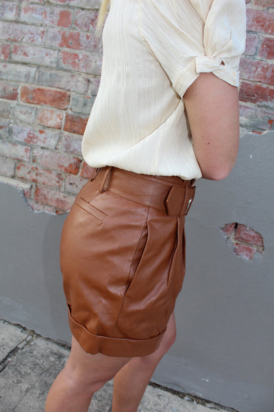 make it nice paper bag shorts - spice