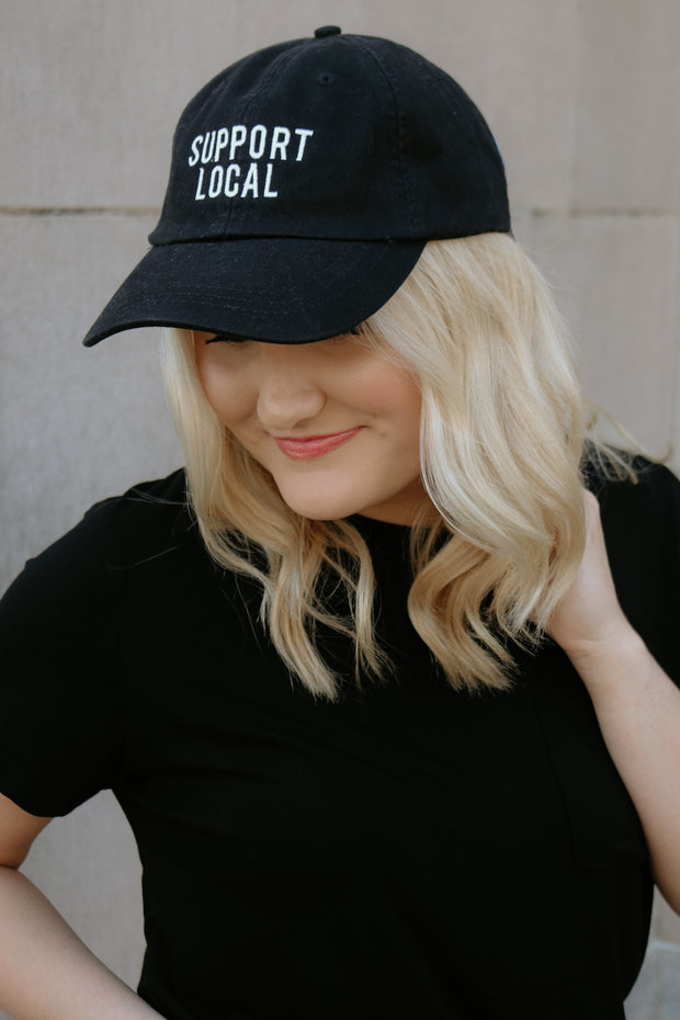 support local hat