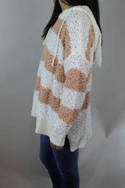 love more sweater - coral