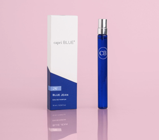 capri blue: .34 oz perfum spray pen - blue jean