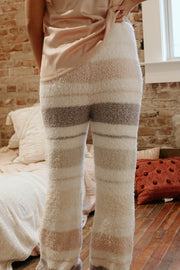 beautiful crazy pj pants - stripe