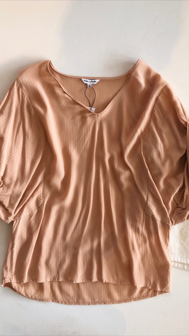 feel it all top - rose beige