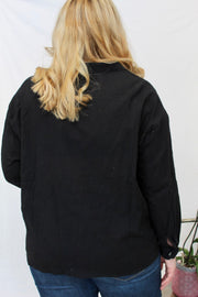 rivers and roads top- black
