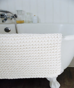 cotton shower mats