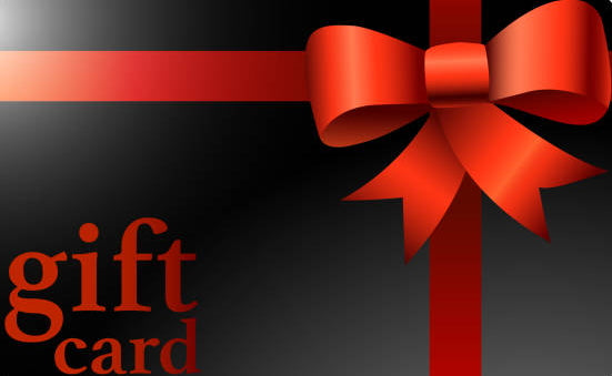 Gift Cards are Now Available - Amelia Jackson Industries South Africa