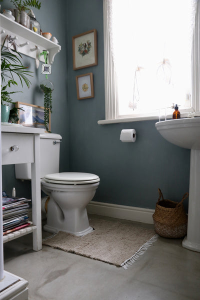 Toilet Pedestal Fluffy Taupe - Amelia Jackson Industries South Africa