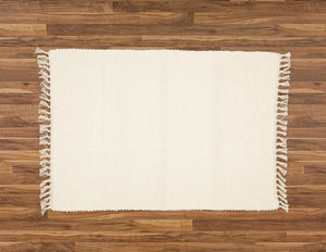 Cotton Dhurrie Tabby Bathmat. - Amelia Jackson Industries South Africa