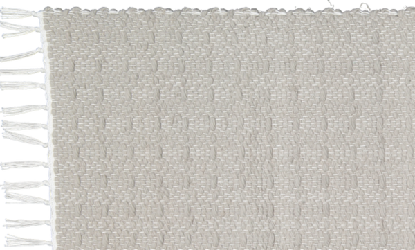 Cotton Dhurrie Twill Light Grey - Amelia Jackson Industries South Africa