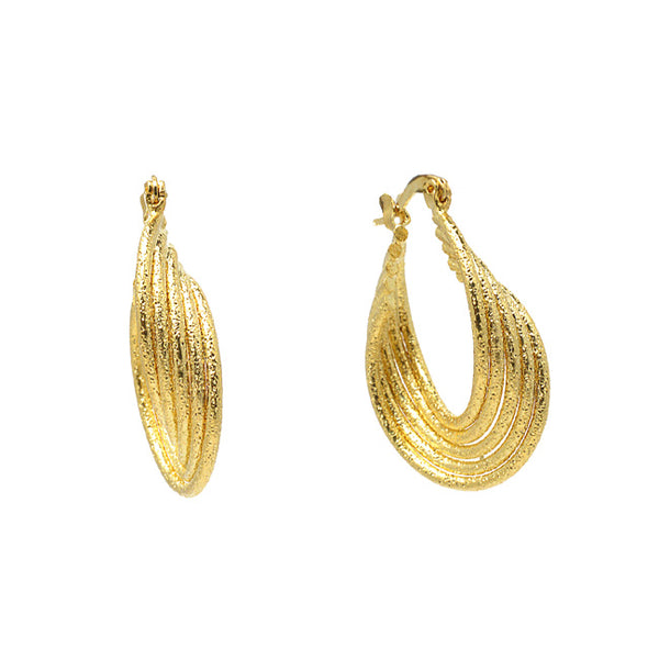 Gold Filled Dangle Earring
