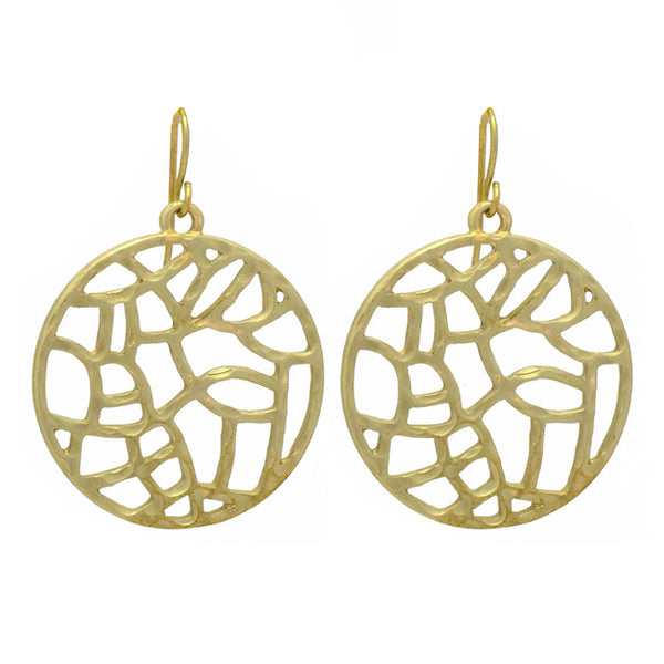 filigree earring
