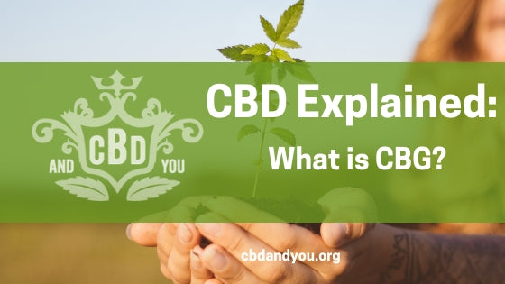 CBD Explained: What is CBG?