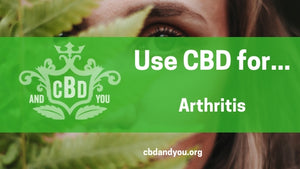 Use CBD for… Arthritis