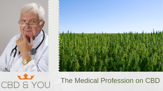 The Medical Profession and CBD