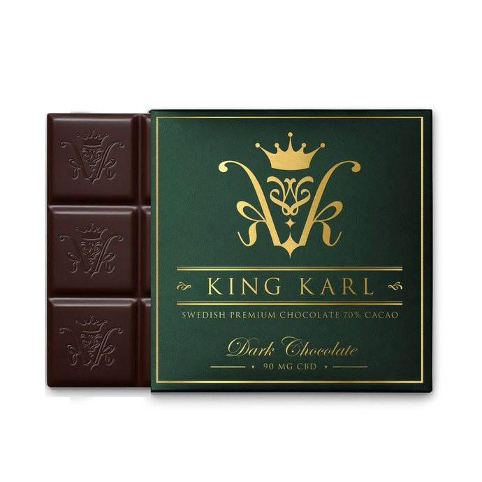 King Karl CBD Chocolate