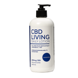 CBD Living Lotion - Unscented 250mg