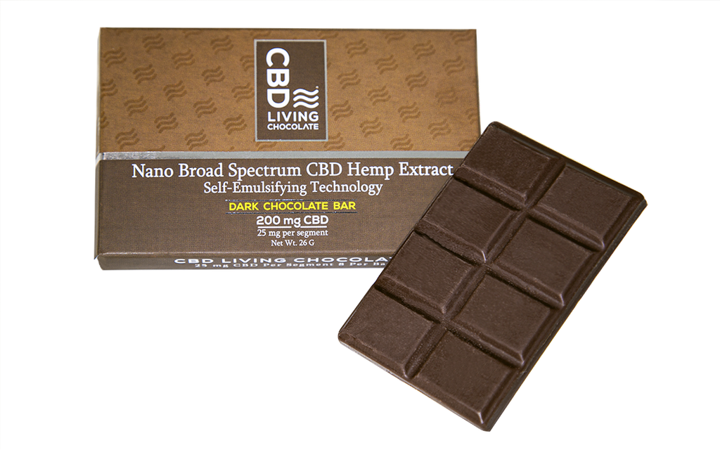 CBD Living Chocolate